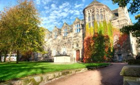 英国大学系列之阿伯丁大学|卫报黑马一年狂涨17名!