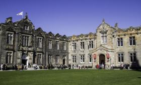英国大学系列之圣安德鲁斯大学|威廉和凯特的定情地——圣安德鲁斯大学到底有多大魅力?