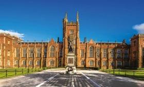 英国最美大学第七:贝尔法斯特女王大学了解一下!商学院全英满意度第一不是吹的!