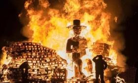 抓住这个来源谜之奇特的Bonfire Night烟花节最后的小尾巴!