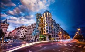 爱在布拉格,领略金色城市之美