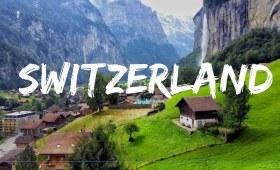 在英国如何申请瑞士签证?
