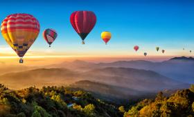 英国哪里可以跳伞和坐热气球?赶紧为你的To Do List再添一项!