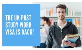 英国留学生毕业工作签证PSW终于复活了!