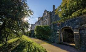 英国大学之班戈大学 这难道就是位于5A景区内的大学?妈妈我要去这里上学