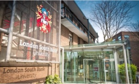 英国大学之伦敦南岸大学 实力超强,毕业生起薪全英第六,伦敦规模最大大学之一