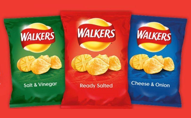 Image result for Walkers chips