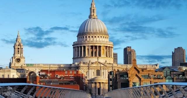 伦敦全景一日游(圣保罗大教堂白金汉宫伦敦眼泰晤士河).jpg